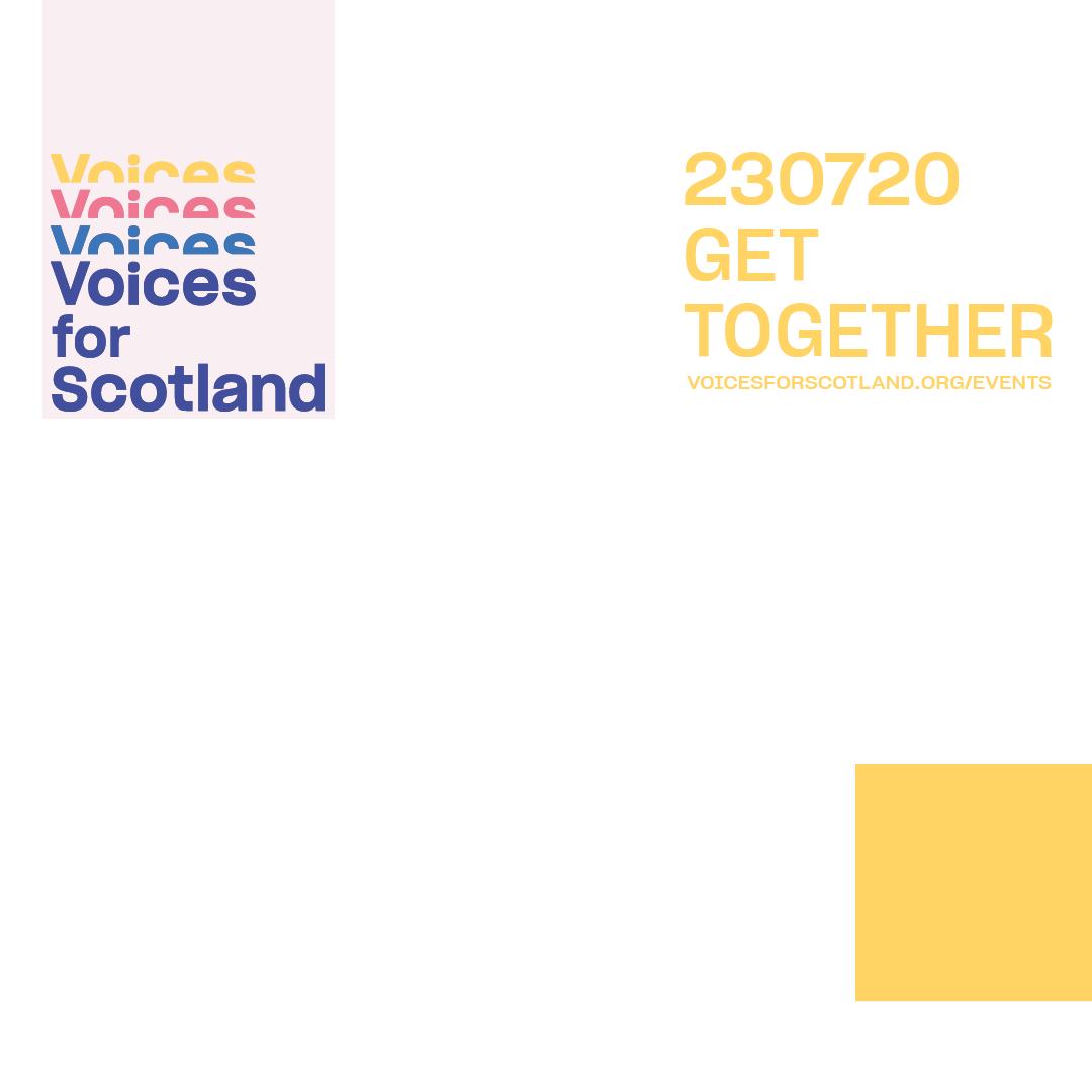 Get Together Event Poster