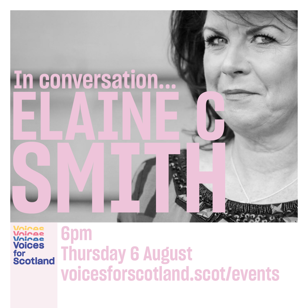 Elaine C Smith Poster square