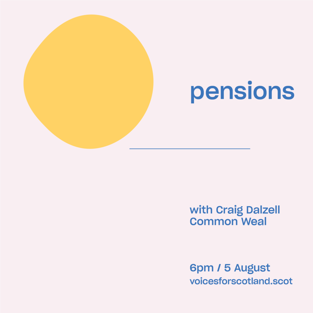 pensions event